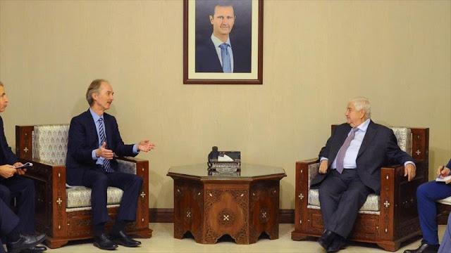 Siria cooperará con nuevo enviado de ONU para impulsar diálogos