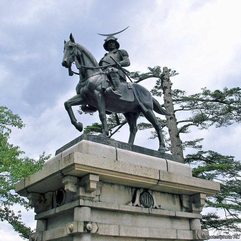 【仙台城跡】仙台人的精神堡壘 守護整座城市的伊達政宗