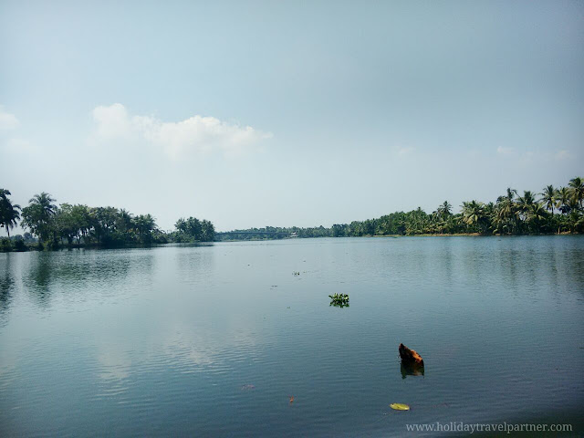 Alleppey-Cambakkulam-Backwaters
