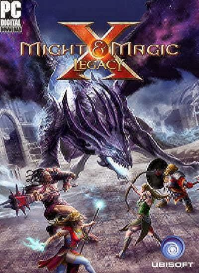 Might and Magic X