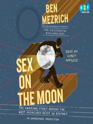 """News: """"Sexo na Lua"""", de Ben Mezrich. 14"""