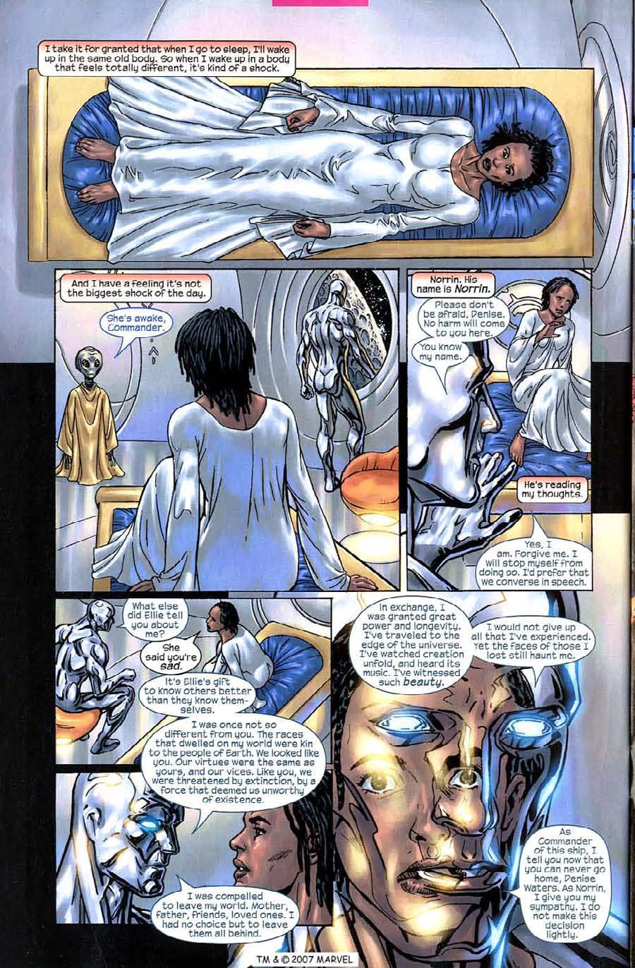 Read online Silver Surfer (2003) comic -  Issue #10 - 30