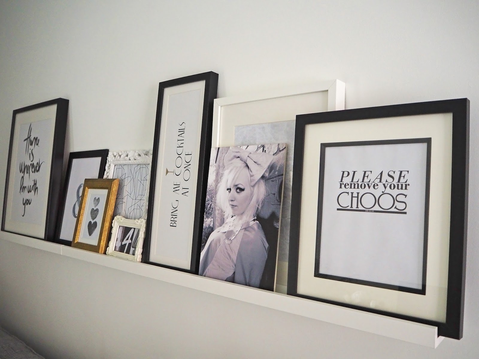 Beyond Fashion: New Home // Living Room Tour