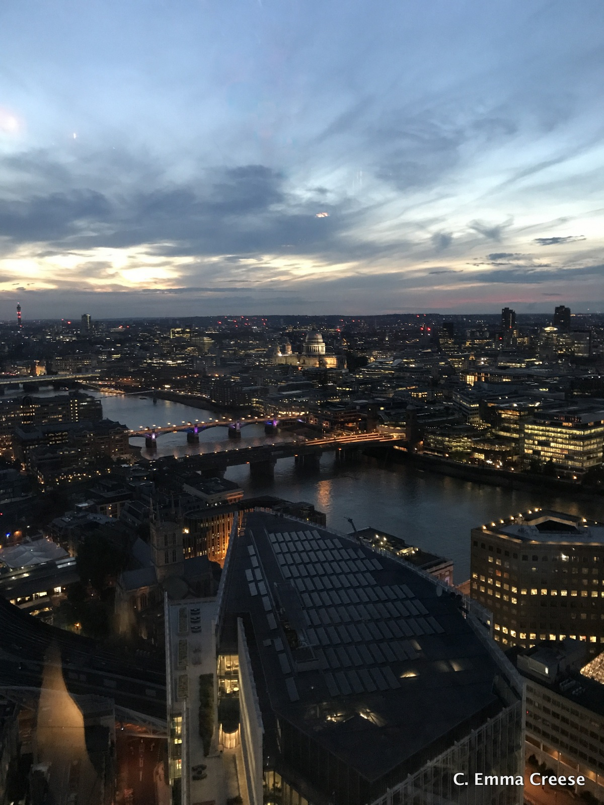 Hutong at the Shard: Luxurious dining with a London vista