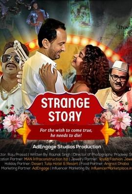 Strange Story 2020 full hd Hindi 650MB HDRip 720p