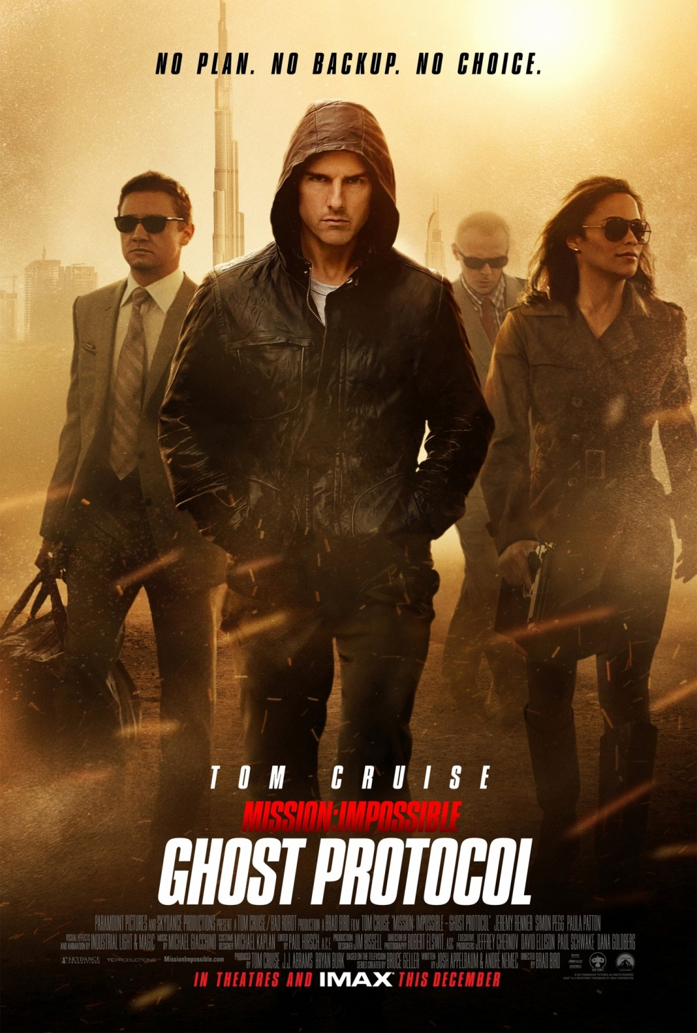 Nonton Film Mission Impossible 4 - Ghost Protocol (2011)