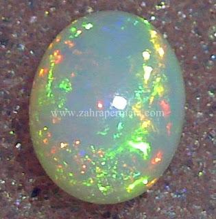 Batu Permata Kalimaya Jarong + Memo - ZP 616