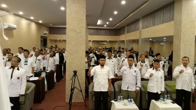 Targetkan Juara, Ini Pesan Ketua PKS Kota Medan Saat Membuka Rakerda