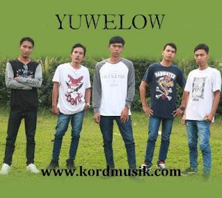 Kunci Gitar Yuwelow - Cinta Terakhir