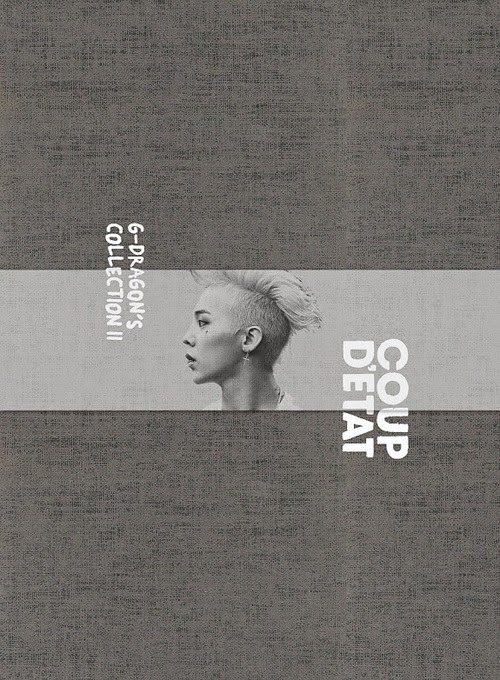 [DVD] G-DRAGON'S Collection II 'COUP D'ETAT' [Japanese Version]