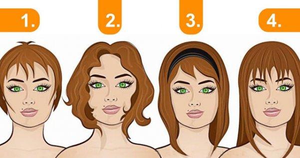 Выбери свою длину волос и узнай, какую тайну о тебе она выдает… Невероятно…