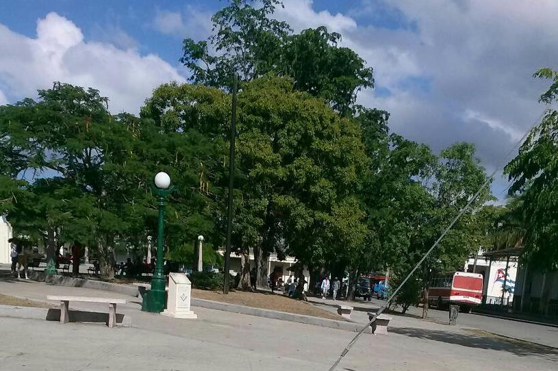 Santa Isabel de Las Lajas, Cuba