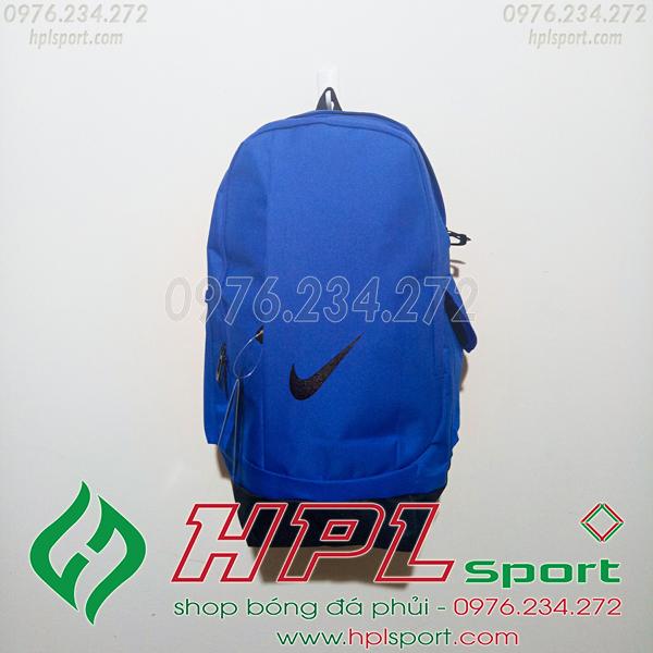 Balo bóng đá đẹp Nike - 01 màu xanh đậm