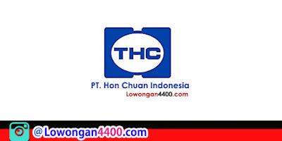 Lowongan Kerja PT. Hon Chuan Indonesia Cikarang