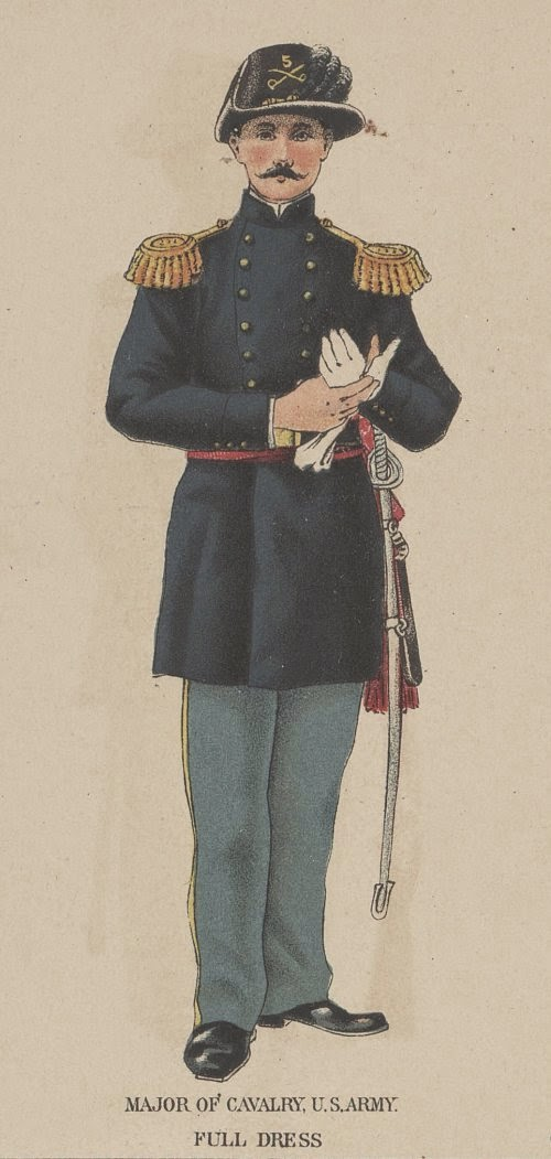 Union Major of Cavalry picture 1
