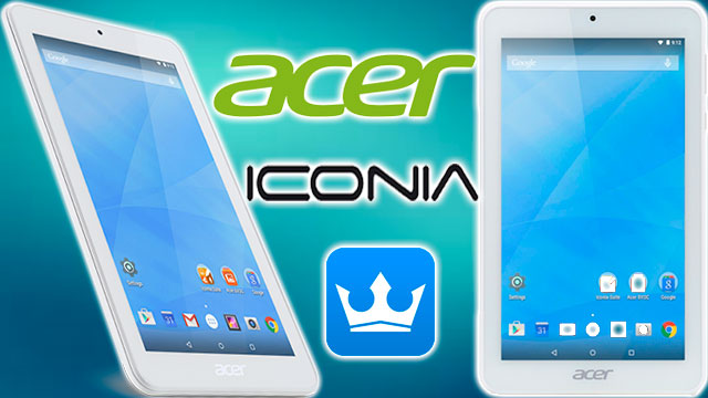 Rootear Android ACER Iconia one 7 B1-770