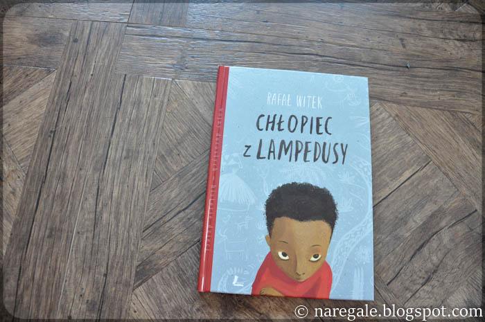 Chłopiec z Lampedusy.