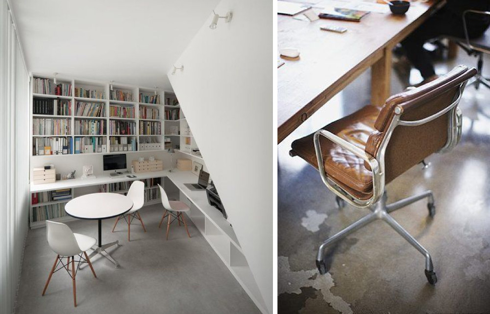 6 consigli pratici per arredare un ufficio a casa blog for Design stanza ufficio