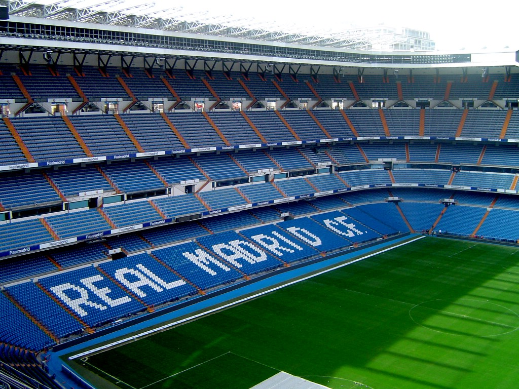 Stadium Spanyol - Real madrid | FOOTBALL EUROPE CHAMPIONS ...