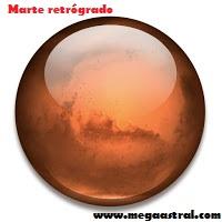 Significado de Marte retrógrado