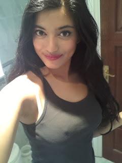 Cewek Melayu Selfie Toket Gede Mulus