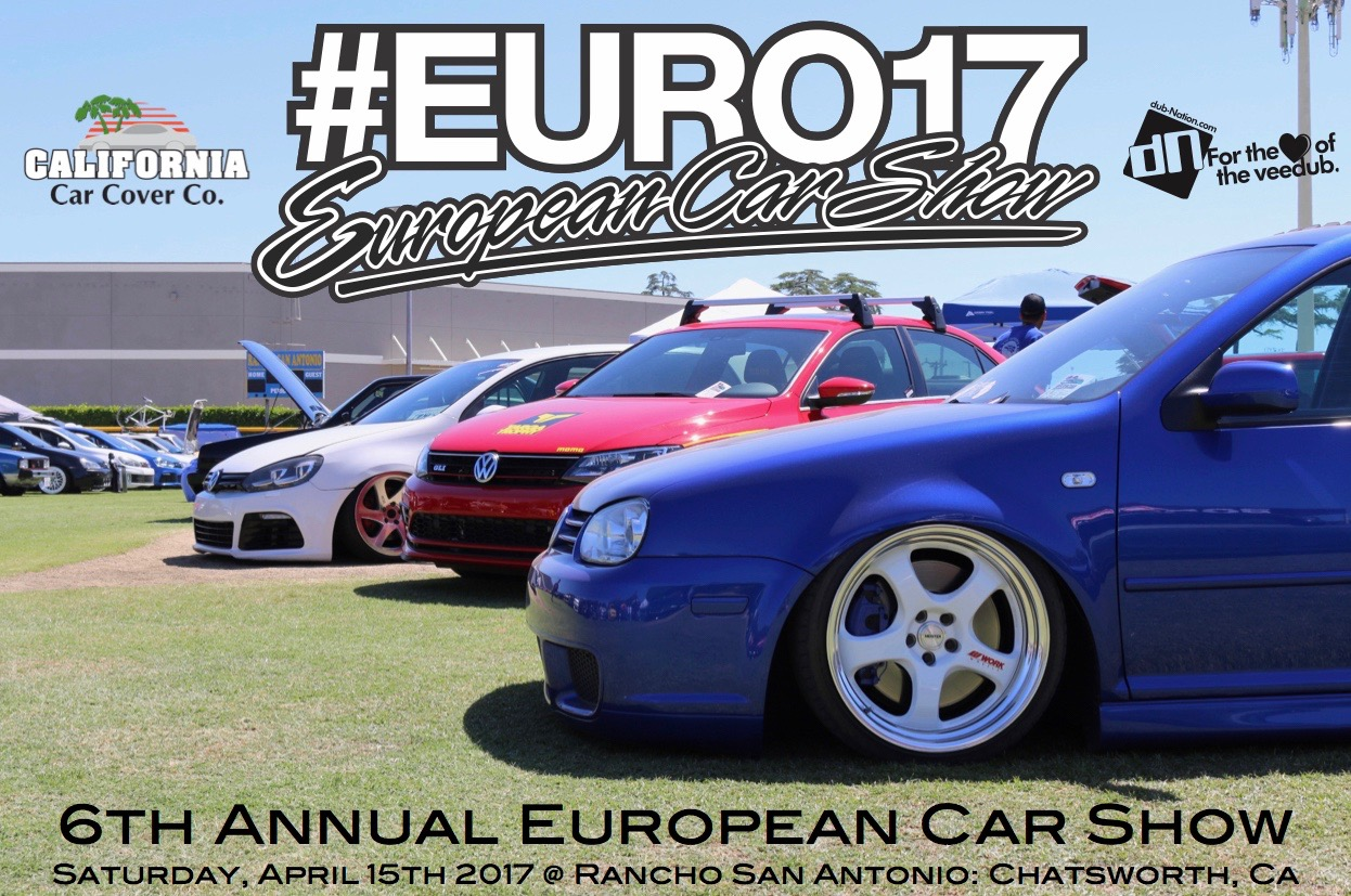 Covering Classic Cars Euro17 Is Less Than A Month Away