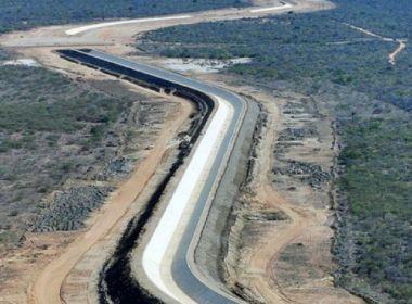 STJ libera retomada de obras de transposição do Rio São Francisco