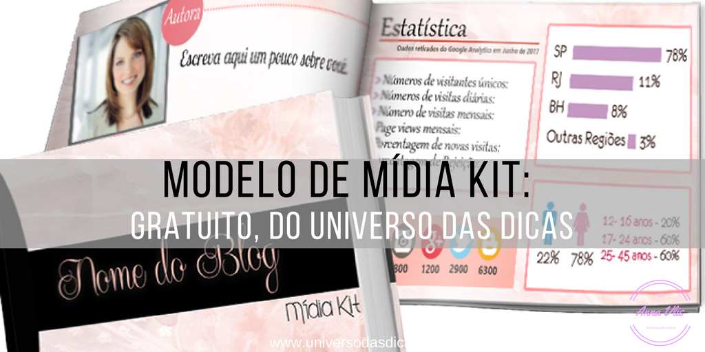 Midia kit para download