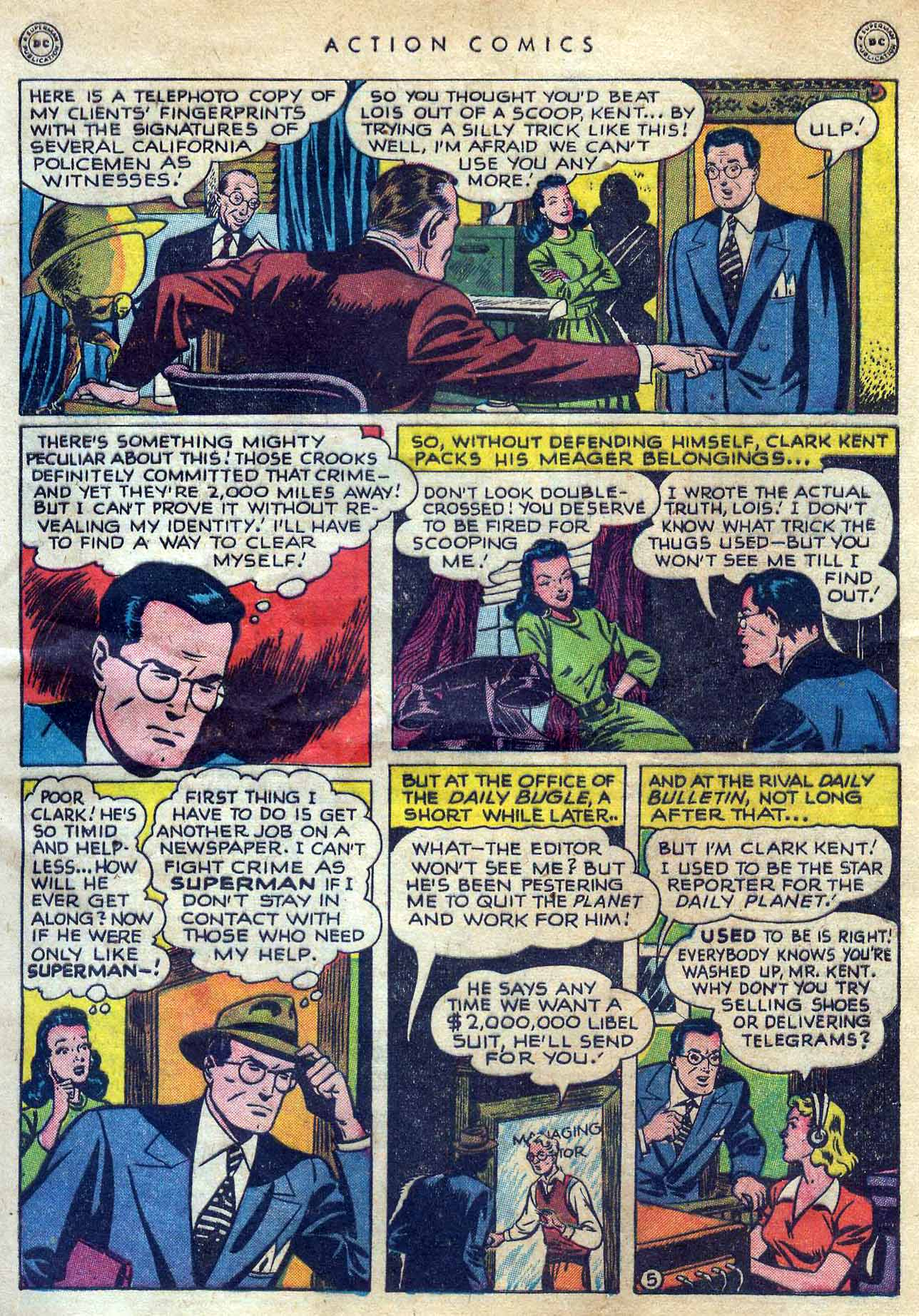 Read online Action Comics (1938) comic -  Issue #131 - 7