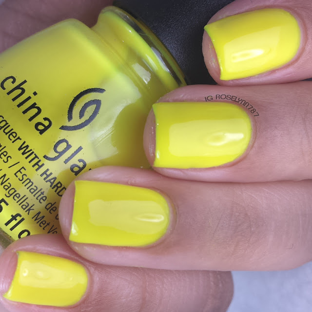 China Glaze - Daisy Knowing My Name