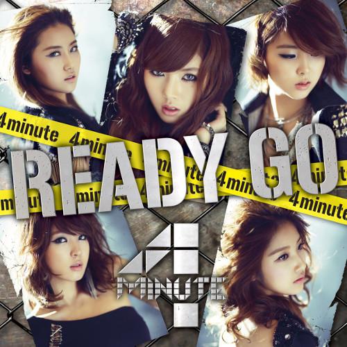 4minute - Ready Go [FLAC   MP3 320 / CD]