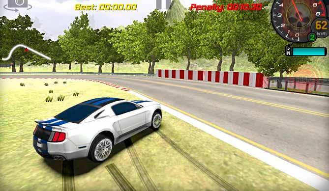 Jugar juego de carreras Online - Drift Cars