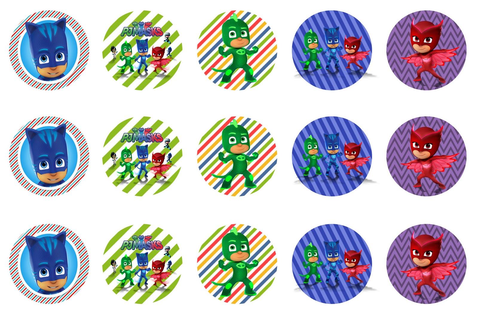 1000+ images about PJ Masks Printables on Pinterest ...