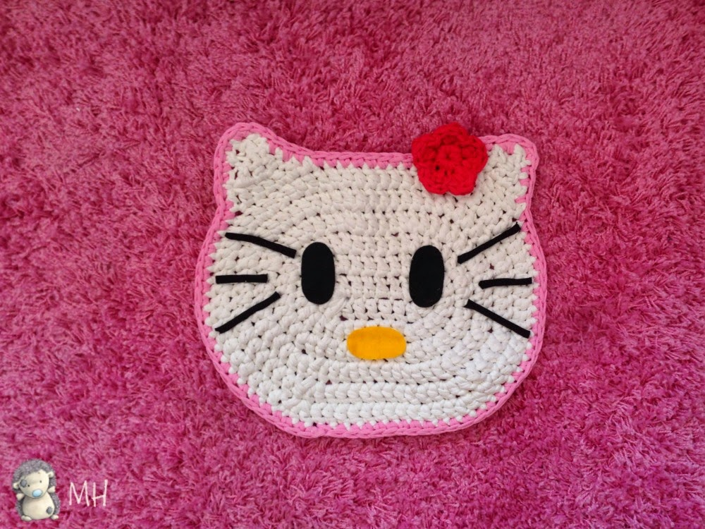 Alfombra Hello Kitty