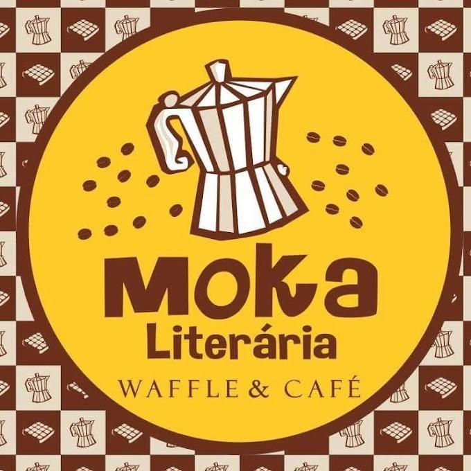 Está em Búzios? Não deixe de visitar o Moka Literária Waffle & Café
