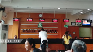 Mencari Surat Keterangan Sehat dan Psikologi di RSU Wangaya Denpasar