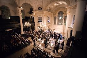 Sonoro Choir & Baroque Ensemble, conductor Neil Ferris at St Martin in the Fields