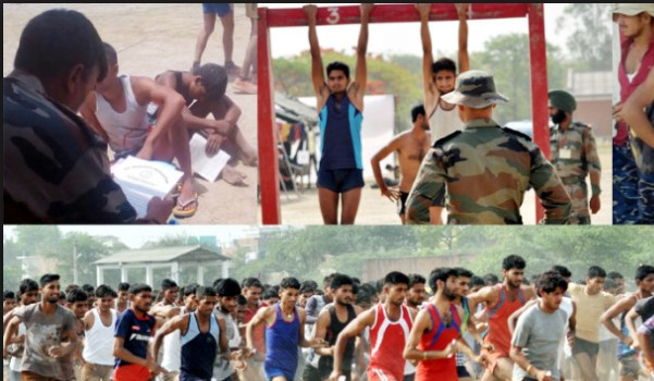 South Andaman Army Rally, Indian Army Rally, Open Bharti Rally