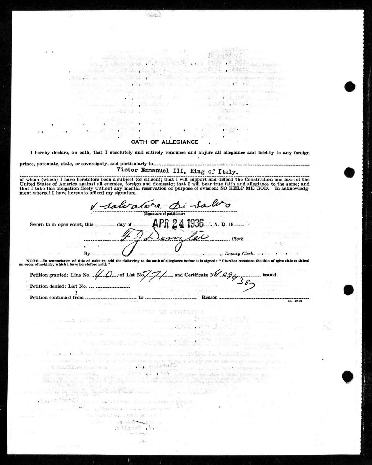 MCDL Genealogy: Naturalization Records