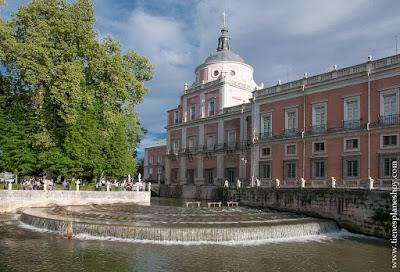 Palacio de Aranjuez Madrid
