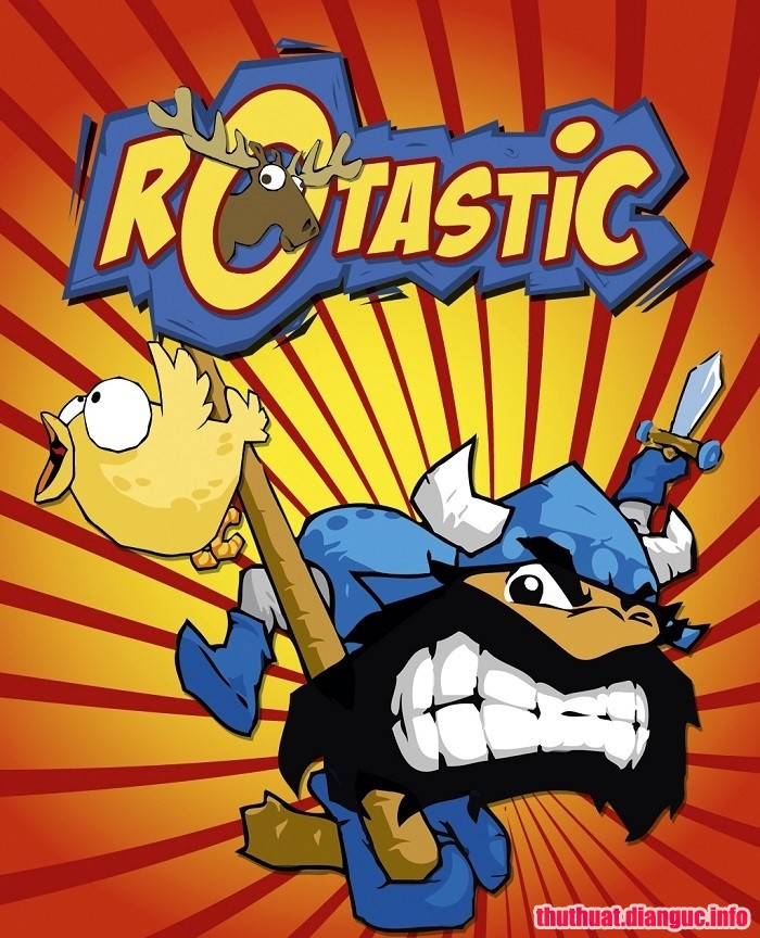 Download Game Rotastic - PROPHET Full crack