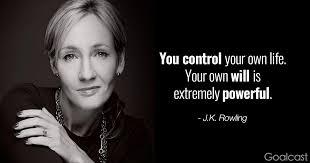 Inspirasi dari JK Rowling
