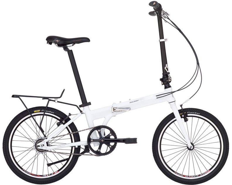 Ride My Bicycle: RALEIGH Folding i8