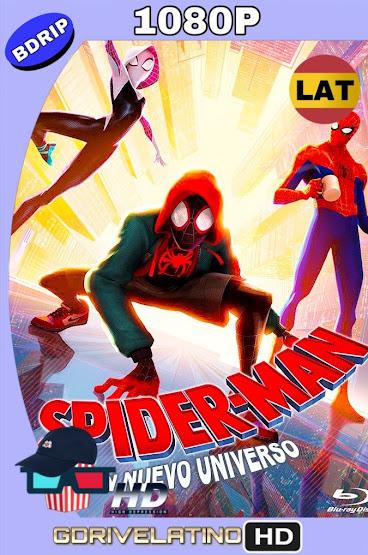 Spider-Man: Un Nuevo Universo (2018) BDRip 1080p Latino-Ingles MKV