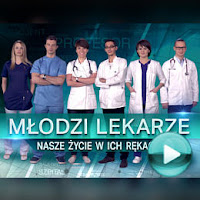 """Młodzi lekarze - naciśnij play, aby otworzyć stronę z odcinkami serialu """"Młodzi lekarze"""" (odcinki online za darmo)"""