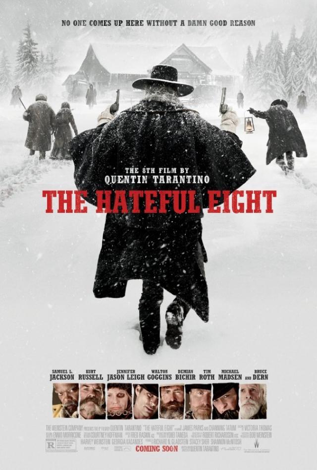 Tám Hận Thù - The Hateful Eight (2015)