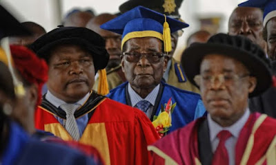 Mugabe Makes First Public Appearance Since Military Takeover