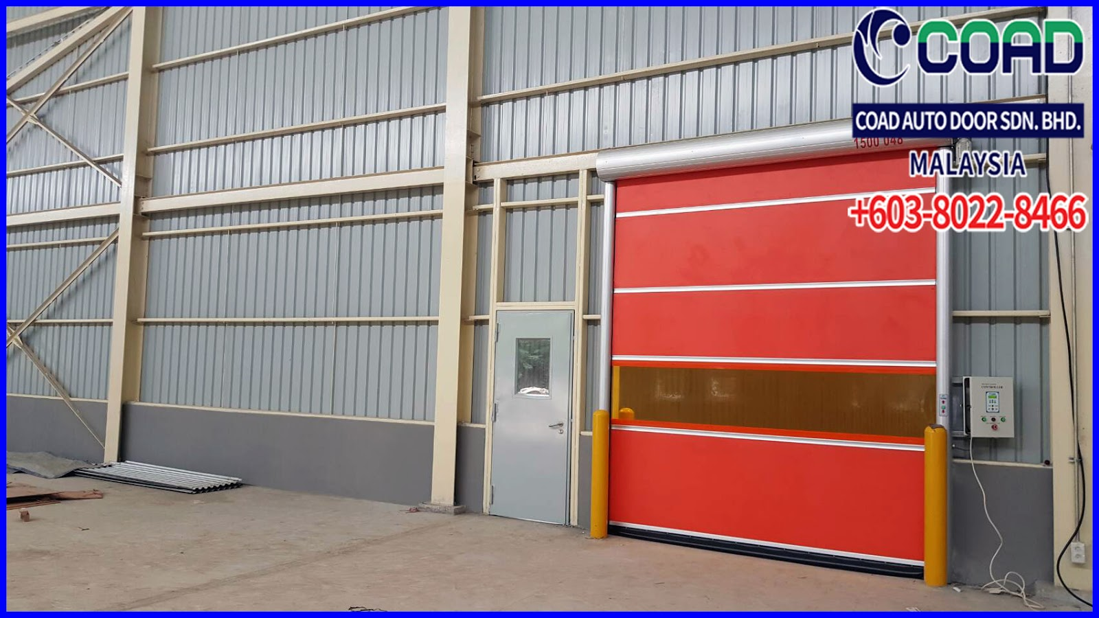 Coad High Speed Door Malaysia, High Speed Door, High Speed Door ...