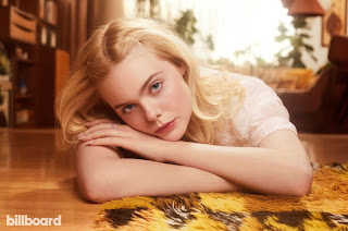 Elle Fanning Photoshoot for Billboard Magazine March 2019