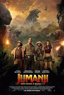 Review Jumanji: Bem-vindo à Selva